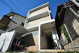 愛知県名古屋市中村区並木1丁目の賃貸マンションの外観