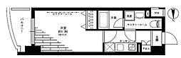 グリフィン武蔵新城・ステーションプラザ[3階]の間取り