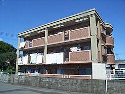 福岡県宗像市稲元4丁目の賃貸マンションの外観