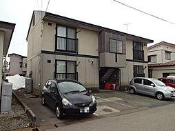 セジュール赤坂[102号室]の外観