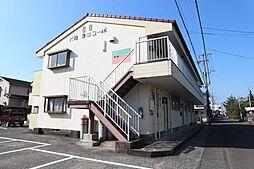 多田コーポK棟[1階]の外観