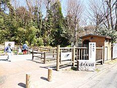 ほたる公園まで1961m
