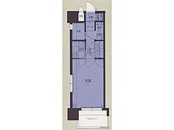 エステート・モア・高宮セゾン[3階]の間取り