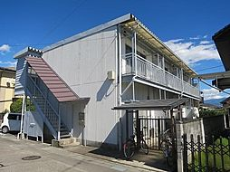 栗田マンション[10号室]の外観