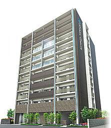 クリスタルグランツみなとシティ[3階]の外観