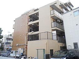 神奈川県横浜市神奈川区六角橋6の賃貸マンションの外観