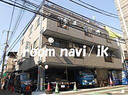 東京都荒川区荒川3丁目の賃貸マンションの外観