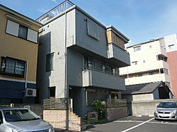 大阪府茨木市駅前2丁目の賃貸マンションの外観