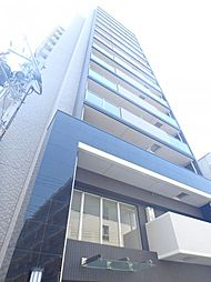 大阪府大阪市西区川口3丁目の賃貸マンションの外観