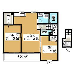 泉中央駅 5.6万円