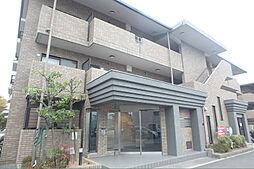 大阪府摂津市東別府1丁目の賃貸マンションの外観