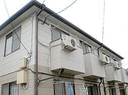 福岡県福岡市中央区今川1丁目の賃貸アパートの外観