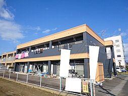 サニータウンMIYAZAKI A[1階]の外観