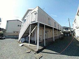 フラワーハイツB棟[201号室]の外観