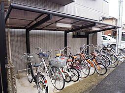 愛知県名古屋市中村区鈍池町3の賃貸マンションの外観