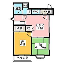 つきみ野駅 5.6万円