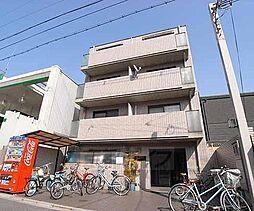 京都府京都市上京区天秤丸町の賃貸マンションの外観
