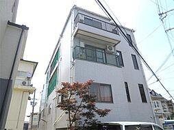 ビガーポリス東大阪ロータスマンション[3階]の外観
