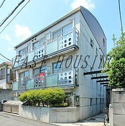 東京都渋谷区初台1丁目の賃貸マンションの外観