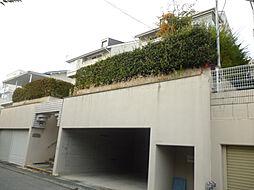 兵庫県西宮市桜町の賃貸アパートの外観