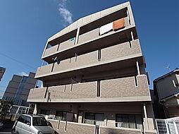 兵庫県明石市田町1丁目の賃貸マンションの外観