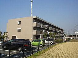 メゾン羽倉崎[307号室]の外観