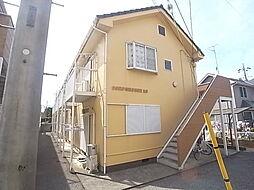 千葉県柏市名戸ケ谷1丁目の賃貸アパートの外観