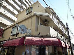 大阪府大阪市福島区福島2丁目の賃貸マンションの外観