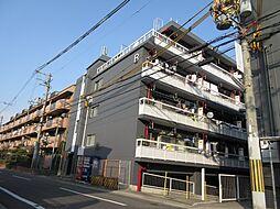 北野田巽マンションB棟[5階]の外観