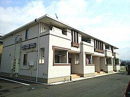 マーチ・グレイス弐番館 B[0104号室]の外観