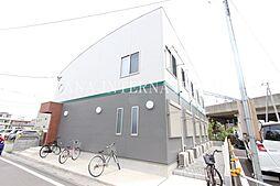 埼玉県八潮市大瀬2の賃貸アパートの外観