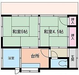 [タウンハウス] 神奈川県座間市緑ケ丘3丁目 の賃貸【/】の間取り