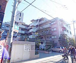 京都府京都市上京区大宮通一条上る石薬師町の賃貸マンションの外観