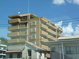 鹿児島県鹿児島市照国町の賃貸マンションの外観