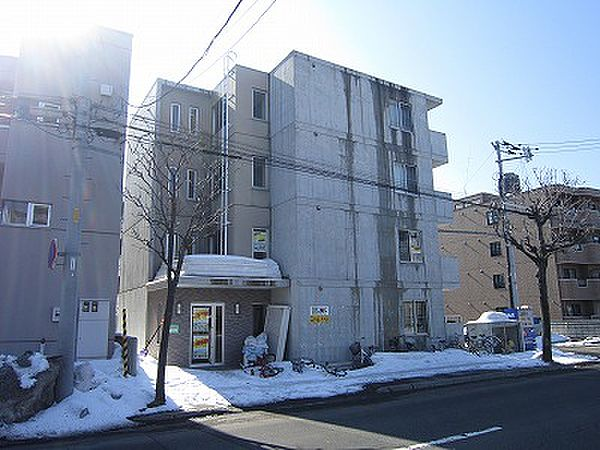 ヴェール北大 2階の賃貸【北海道 / 札幌市北区】