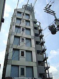 パシフィック阿倍野[5階]の外観
