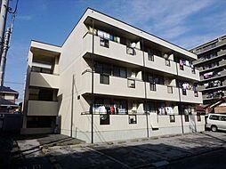 千葉県船橋市薬円台6丁目の賃貸マンションの外観