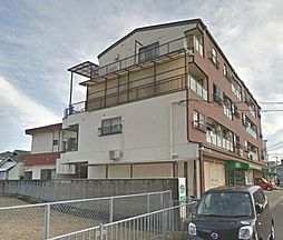 大阪府堺市中区深井中町の賃貸マンションの外観