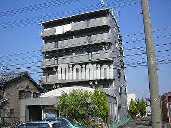 第2山忠ビル[2階]の外観