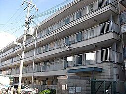 大阪府大東市諸福6丁目の賃貸マンションの外観