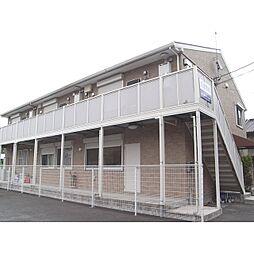 静岡県裾野市桃園の賃貸アパートの外観