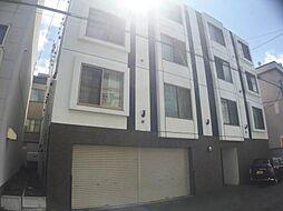 北海道札幌市中央区南八条西11丁目の賃貸マンションの外観
