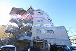 岡山県岡山市中区さい東町1丁目の賃貸アパートの外観