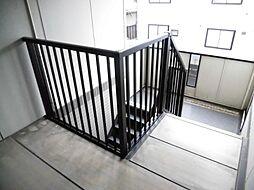 アレイ九[2階]の外観