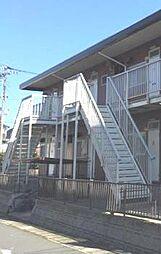 鹿児島県鹿児島市魚見町の賃貸アパートの外観