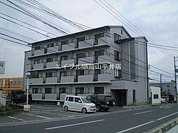 岡山県岡山市中区雄町丁目なしの賃貸マンションの外観