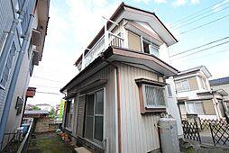 [一戸建] 埼玉県越谷市相模町4丁目 の賃貸【/】の外観