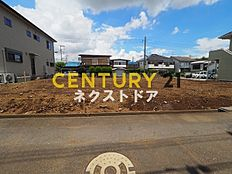 外観西東京市北原町2丁目の売地です。