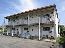 コーポ加茂川ー北[2階]の外観