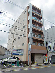 京都府京都市上京区田丸町の賃貸マンションの外観